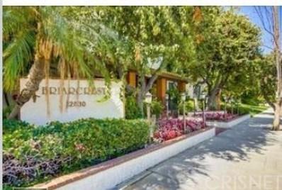 12830 S Burbank Boulevard UNIT 319, Valley Village, CA 91607 - MLS#: SR18255620