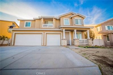 37317 Siderno Drive, Palmdale, CA 93552 - MLS#: SR18255664