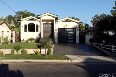10356 Jardine Avenue, Sunland, CA 91040 - MLS#: SR18255685