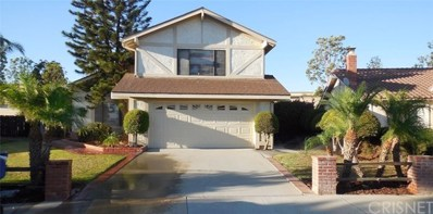 2415 Kimberly Avenue, Camarillo, CA 93010 - MLS#: SR18256348