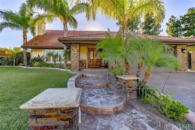 11371 Baird Avenue, Porter Ranch, CA 91326 - MLS#: SR18256631
