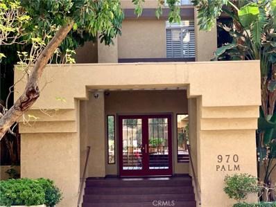 970 Palm Avenue UNIT 206, West Hollywood, CA 90069 - MLS#: SR18256854