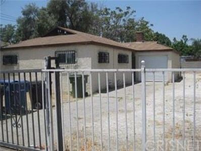 13261 Vaughn Street, Pacoima, CA 91340 - MLS#: SR18256971