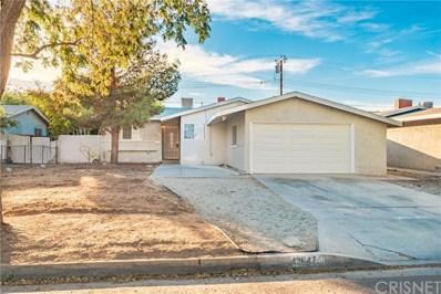 43647 Foxton Avenue, Lancaster, CA 93535 - MLS#: SR18257598