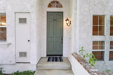 323 Westlake Vista Lane, Thousand Oaks, CA 91362 - MLS#: SR18257614