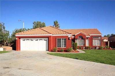 4005 Claret Court, Palmdale, CA 93552 - MLS#: SR18257717