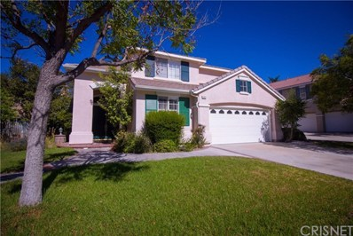 25925 Clifton Place, Stevenson Ranch, CA 91381 - MLS#: SR18257860