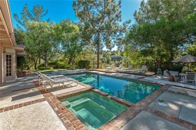 16230 Quemada Road, Encino, CA 91436 - MLS#: SR18257900