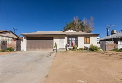 1839 E Avenue Q11, Palmdale, CA 93550 - MLS#: SR18257933