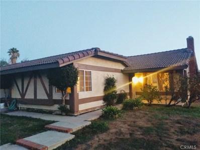 23791 Hutton Court, Moreno Valley, CA 92553 - MLS#: SR18258267