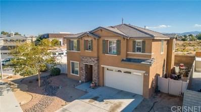 1110 Erwin Drive, Palmdale, CA 93551 - MLS#: SR18258765