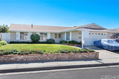 18932 Claycrest Drive, Canyon Country, CA 91351 - MLS#: SR18259609