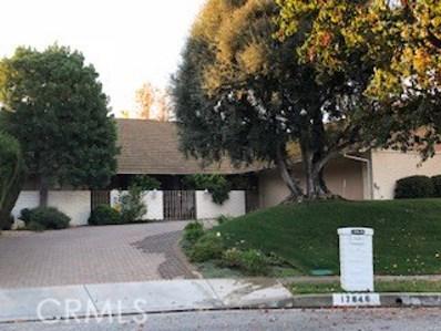 17846 Avenida Puerto Vallarta, Encino, CA 91316 - MLS#: SR18259687