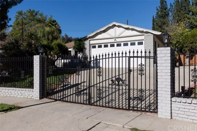 15541 Harvest Street, Granada Hills, CA 91344 - MLS#: SR18259744
