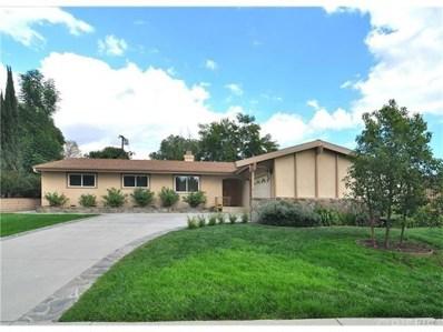 17738 Tulsa Street, Granada Hills, CA 91344 - MLS#: SR18259849