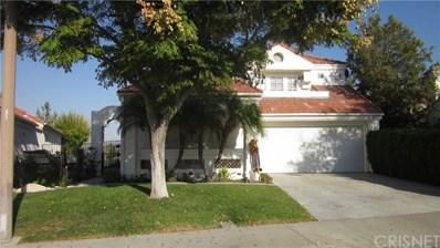 25860 Bellis Drive, Valencia, CA 91355 - MLS#: SR18260024