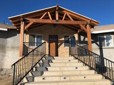 12610 Pallet Mesa Road, Pearblossom, CA 93553 - MLS#: SR18260202