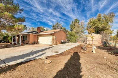10319 E Avenue R4, Littlerock, CA 93543 - MLS#: SR18260259