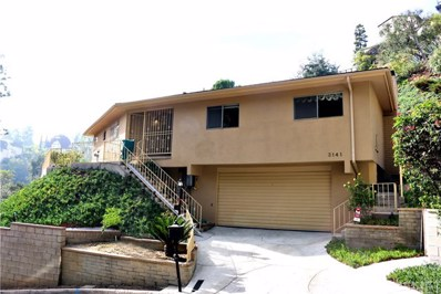 3141 Deronda Drive, Los Angeles, CA 90068 - MLS#: SR18260351