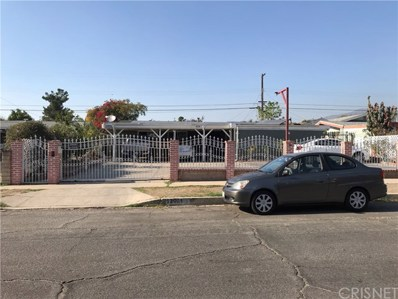 12951 Eustace Street, Pacoima, CA 91331 - MLS#: SR18260633