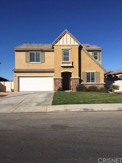 4101 Pacific Star Drive, Palmdale, CA 93552 - MLS#: SR18260644
