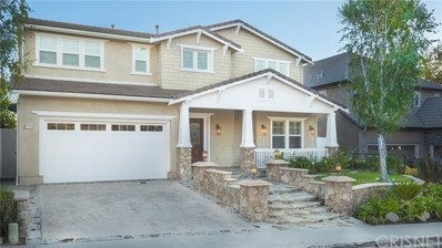 1724 Bluesage Court, Simi Valley, CA 93065 - MLS#: SR18260772