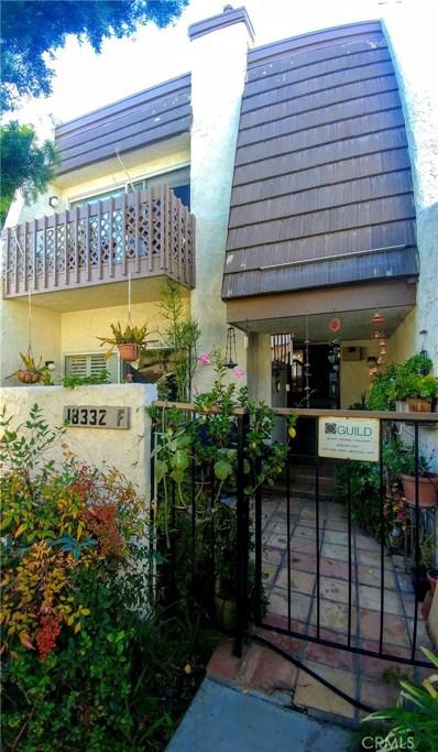 18332 Collins Street UNIT F, Tarzana, CA 91356 - MLS#: SR18260950