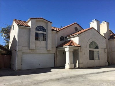 14411 Nordhoff Street UNIT D, Panorama City, CA 91402 - MLS#: SR18261184