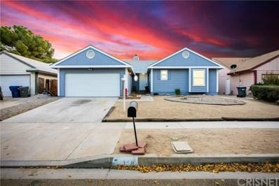 1178 E Avenue J5, Lancaster, CA 93535 - MLS#: SR18261290