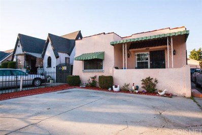 537 W 108th Street, Los Angeles, CA 90044 - MLS#: SR18261534