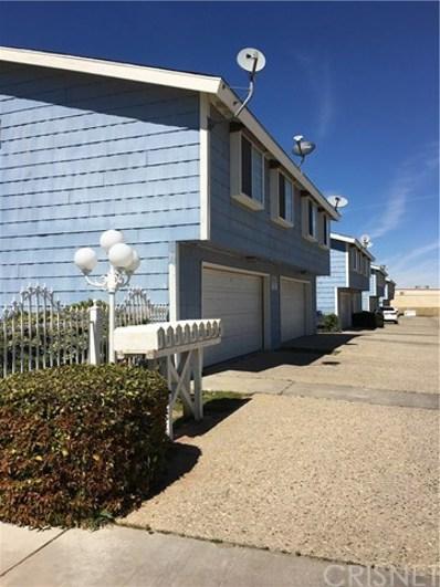 5033 W Avenue L10 UNIT 1, Lancaster, CA 93536 - MLS#: SR18262220