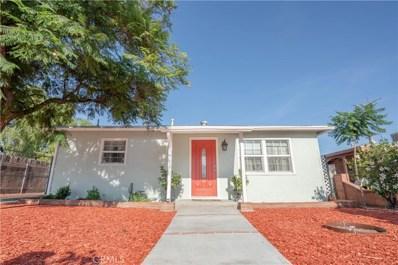 10710 Ilex Avenue, Pacoima, CA 91331 - MLS#: SR18262542