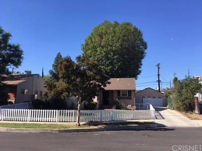6757 Stephanie Place, Winnetka, CA 91306 - MLS#: SR18262633