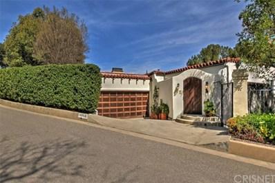 14853 Round Valley Drive, Sherman Oaks, CA 91403 - MLS#: SR18262886