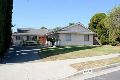 10431 Andasol Avenue, Granada Hills, CA 91344 - MLS#: SR18262955