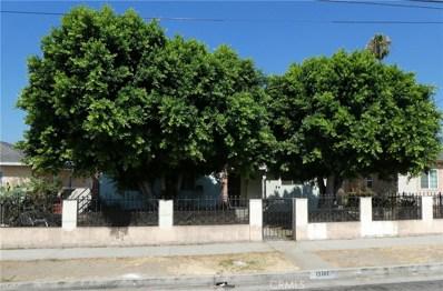 13307 Terra Bella Street, Pacoima, CA 91331 - MLS#: SR18262997