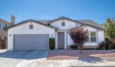 3622 W Avenue J10, Lancaster, CA 93536 - MLS#: SR18263049