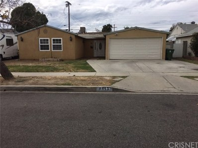 7113 Tunney Avenue, Reseda, CA 91335 - MLS#: SR18263220