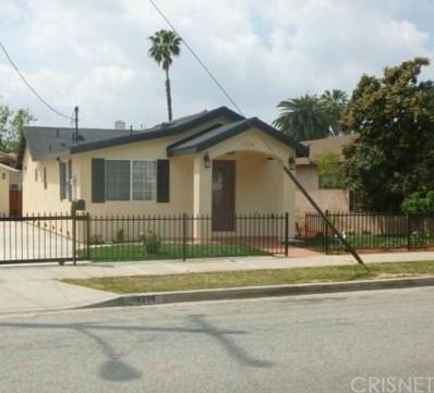 1314 Omelveny Avenue, San Fernando, CA 91340 - MLS#: SR18263654