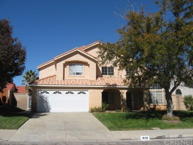3129 W Willowbrook Avenue, Palmdale, CA 93551 - MLS#: SR18264001