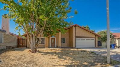 37035 Erick Court, Palmdale, CA 93550 - MLS#: SR18264251