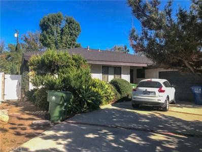 16037 Calahan Street, North Hills, CA 91343 - MLS#: SR18264595