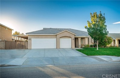43845 Generation Avenue, Lancaster, CA 93536 - MLS#: SR18264689