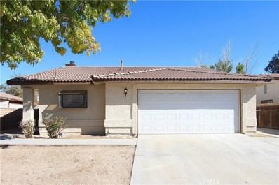 43716 Santa Rosa Circle, Lancaster, CA 93535 - MLS#: SR18264760
