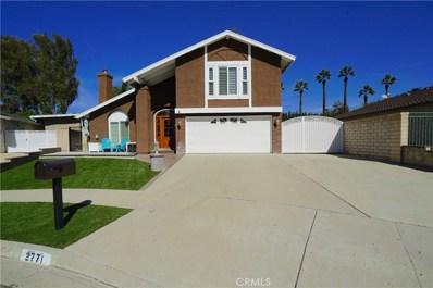 2771 Glencoe Avenue, Simi Valley, CA 93063 - MLS#: SR18264857