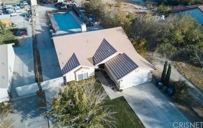 43460 18th Street W, Lancaster, CA 93534 - MLS#: SR18265028