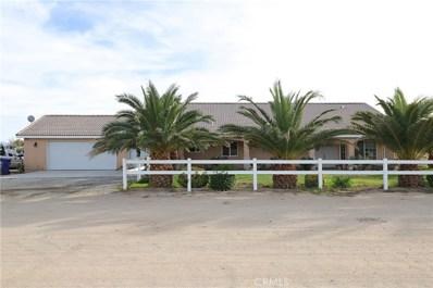 8124 W Avenue D12, Antelope Acres, CA 93536 - MLS#: SR18265080