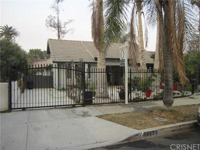 14639 Albers Street, Sherman Oaks, CA 91411 - MLS#: SR18265302