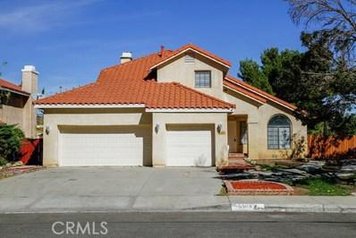 5503 W Avenue L4, Quartz Hill, CA 93536 - MLS#: SR18265576