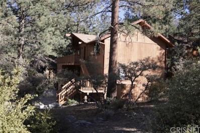 1816 Freeman Drive, Pine Mtn Club, CA 93222 - MLS#: SR18265638